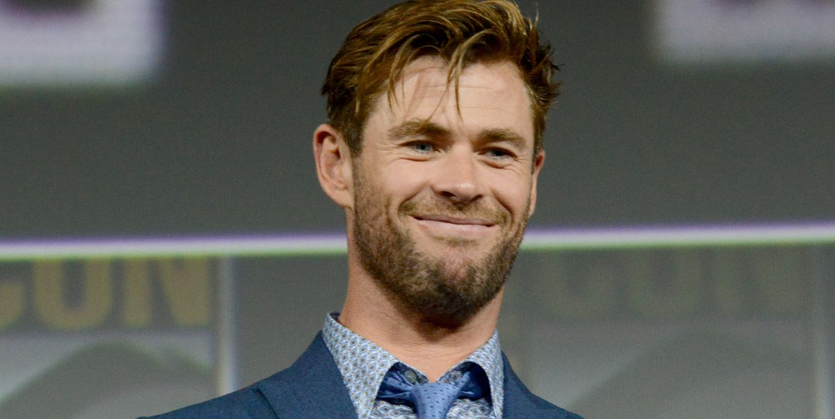 Chris Hemsworth teases low-budget Thor: Love and Thunder poster