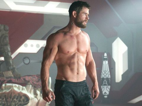 I Trained And Ate Like Thor For A Week To Get His Body