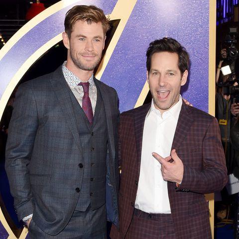 'Avengers Endgame' UK Fan Event - VIP Arrivals