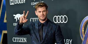 Chris Hemsworth, Vengadores, Thor, Fat Thor,Chris Hemsworth Thor, Vengadores Endgame