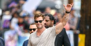 chris Hemsworth, traje, surf, Hemsworth surf