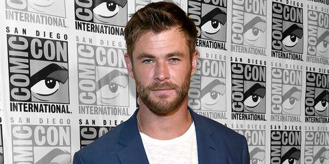 Así Es El Corte De Pelo De Chris Hemsworth En Thor Ragnarok