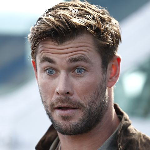 Chris Hemsworth S New Instagram Workout Video Is A Brutal