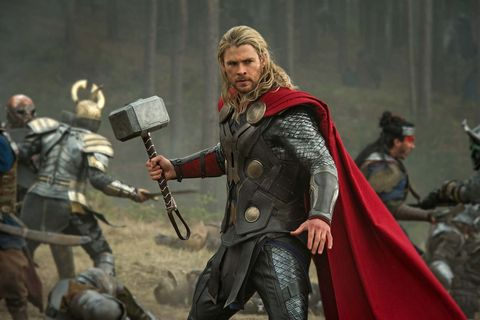 Action-adventure game, Fictional character, Pc game, Superhero, Thor, Action figure, Movie, Adventure game, Scene, Duel,