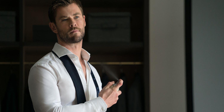 Chris Hemsworth para Boss Bottle, uno de los mejores perfumes de hombre de 2017