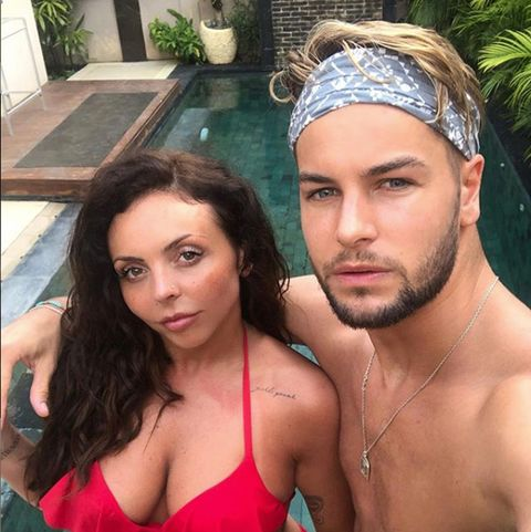 Love Island's Chris Hughes is planning on starting a family with Little Mix's Jesy Nelson next year