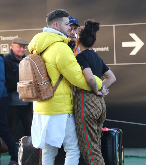 Little Mix's Jesy Nelson spotted kissing Love Island's Chris Hughes after they confirm their romance