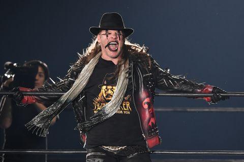 chris jericho new japan pro wrestling