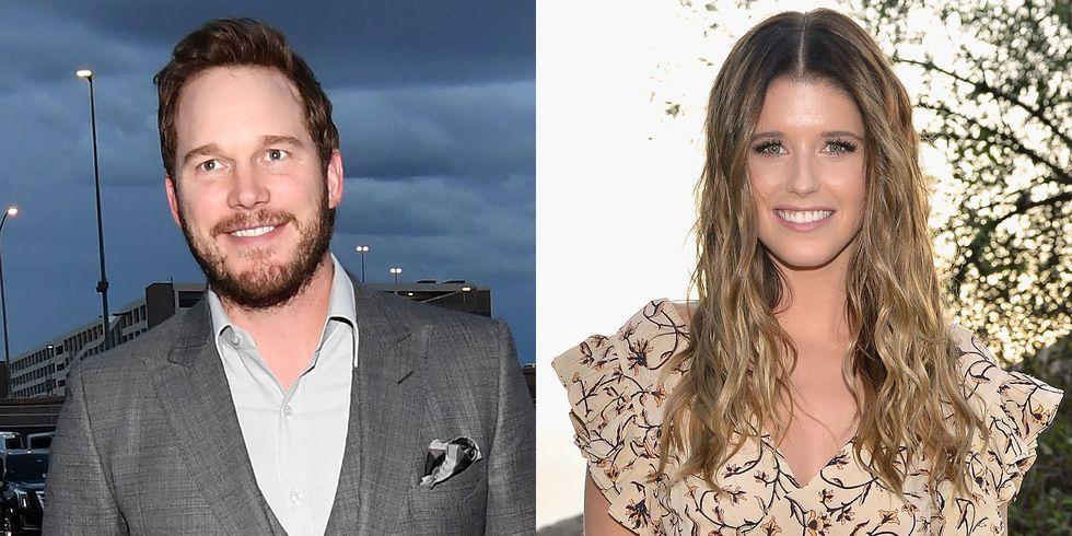 som är Chris Pratt dating