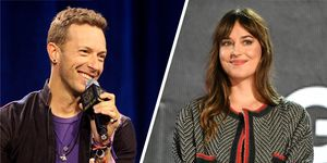Dakota Johnson boyfriend Chris Martin