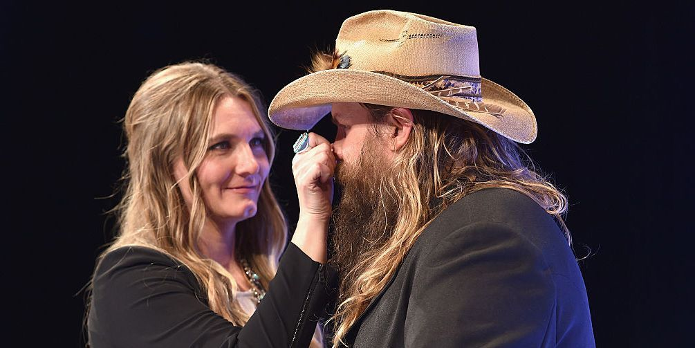 chris morgane stapleton marriage