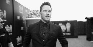 chris pratt avengers jurassic park mtv awards