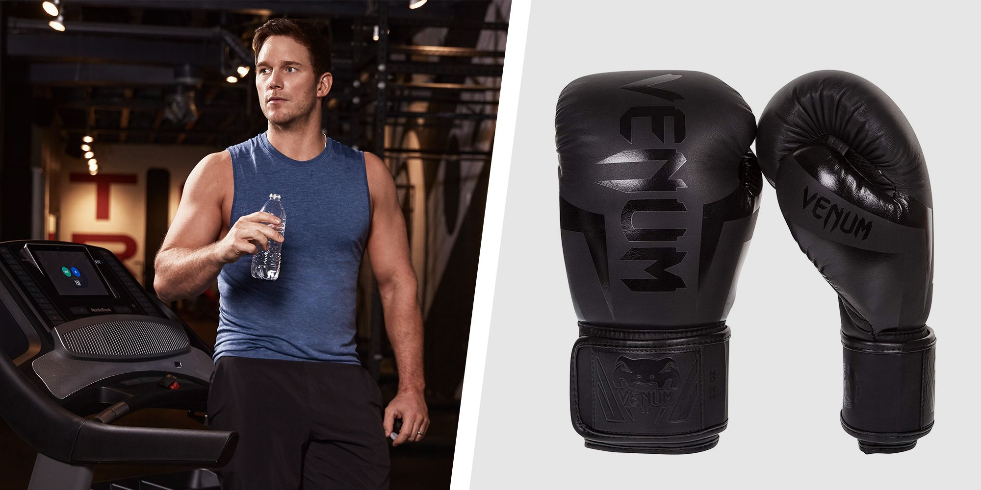 Chris Pratt Shares His 8 Favorite Fitness Essentials You Can Buy on Amazon