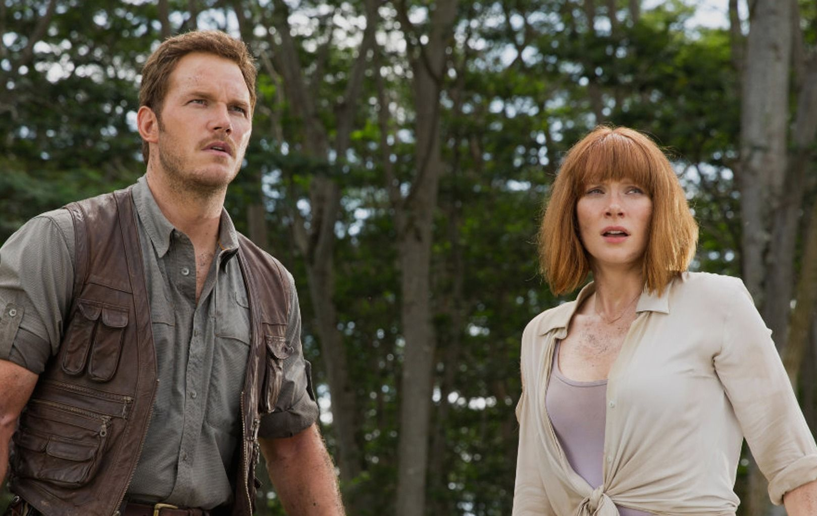 Jurassic World Star Chris Pratt Reacts To The News That Jeff Goldblum Sam Neill and Laura Dern Are Making A Comeback