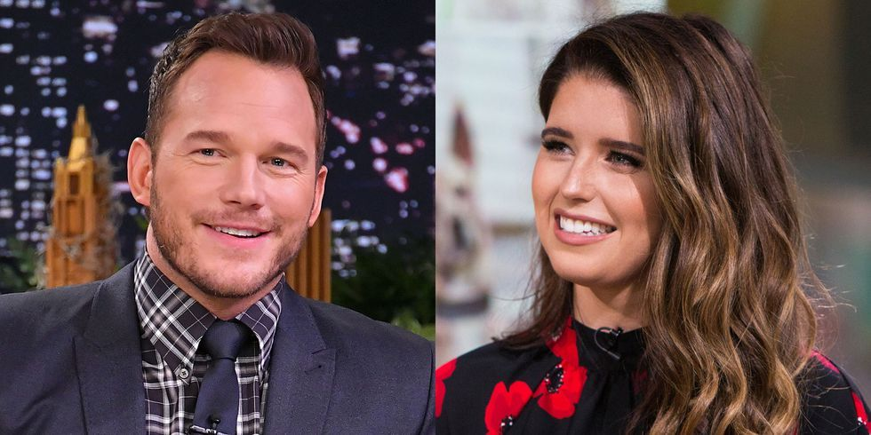 Chris Pratt and Katherine Schwarzenegger are Expanding Their Family With the Fluffiest Little Lamb