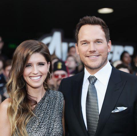 Guardians of the Galaxy's Chris Pratt has married his fiancée Katherine Schwarzenegger
