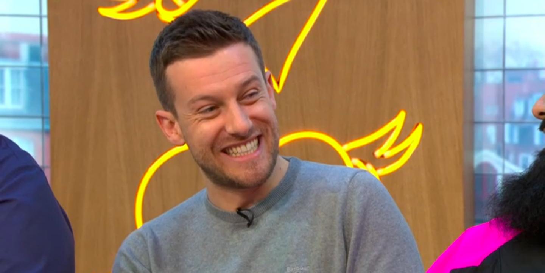 Chris Ramsay on Sunday Brunch in January 2019