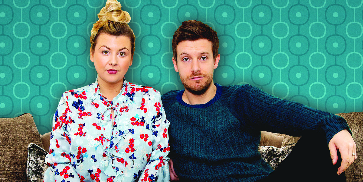 Strictly's Chris Ramsey and wife Rosie talk awkward conversation with their child about their podcast