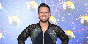 Strictly Come Dancing launch red carpet