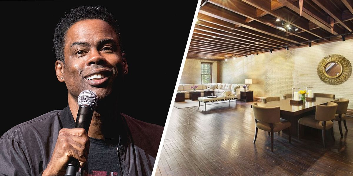 Chris Rock S Carriage House In Brooklyn Celebrity Homes