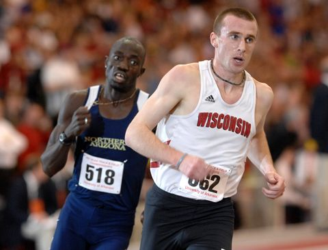 NCAA Indoor Track and Field Championships - March 10, 2007