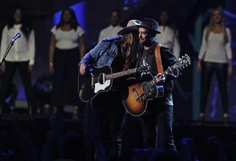 074918cd0a9e Chris Stapleton and Justin Timberlake 2018 Brit Awards Performance