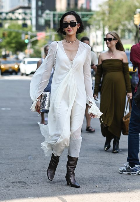 street style   september 2021 new york fashion week