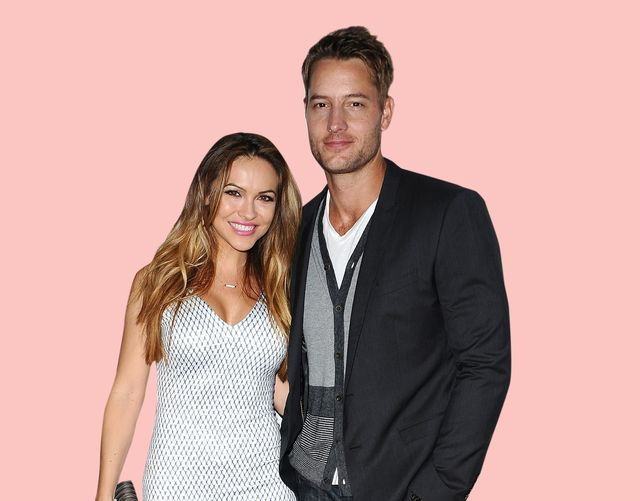 """los angeles, ca   october 01  actress chrishell stause and actor justin hartley attend mptf's 95th anniversary celebration """"hollywood's night under the stars"""" on october 1, 2016 in los angeles, california  photo by jason laverisfilmmagic"""