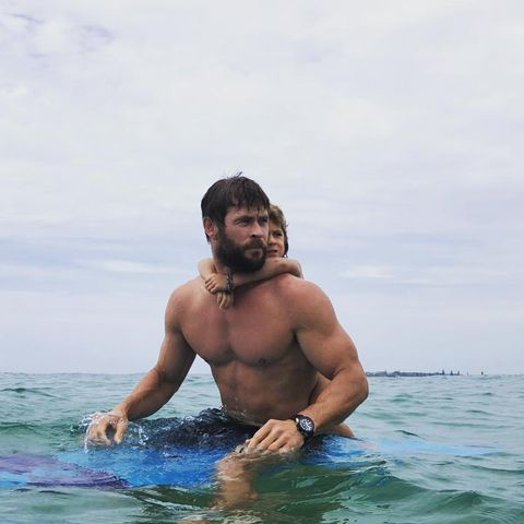 Hair, Barechested, Vacation, Water, Fun, Sea, Summer, Muscle, Ocean, Chest,