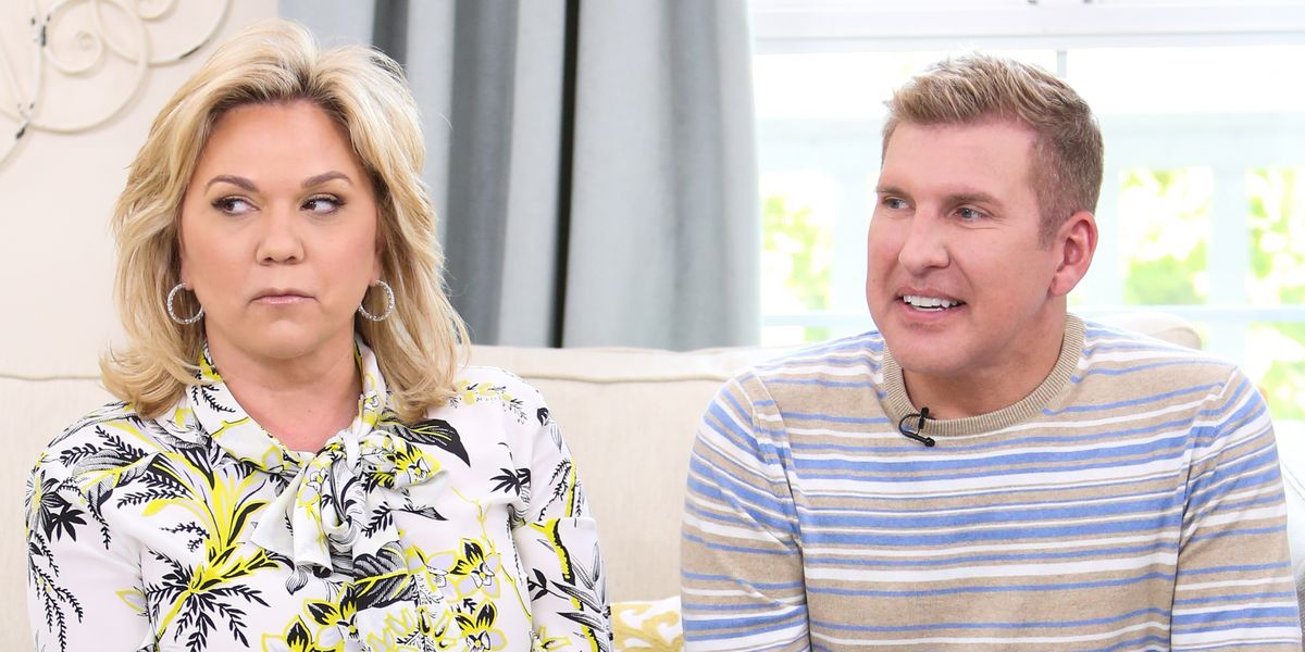 All About Chrisley Knows Best Star Todd Chrisley S Financial And Family Drama