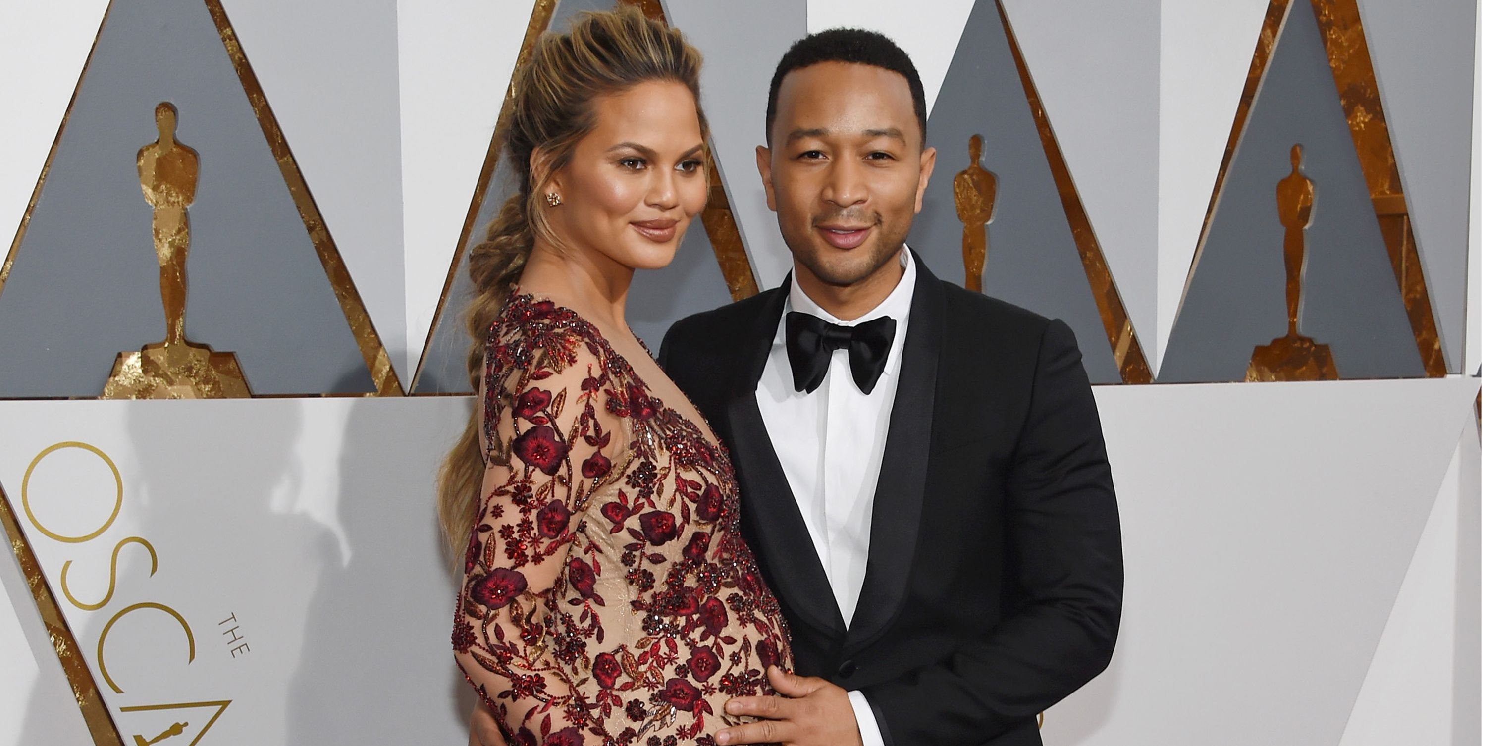 Chrissy Teigen and John Legend who have been open with their fertility struggles and experience with IVF