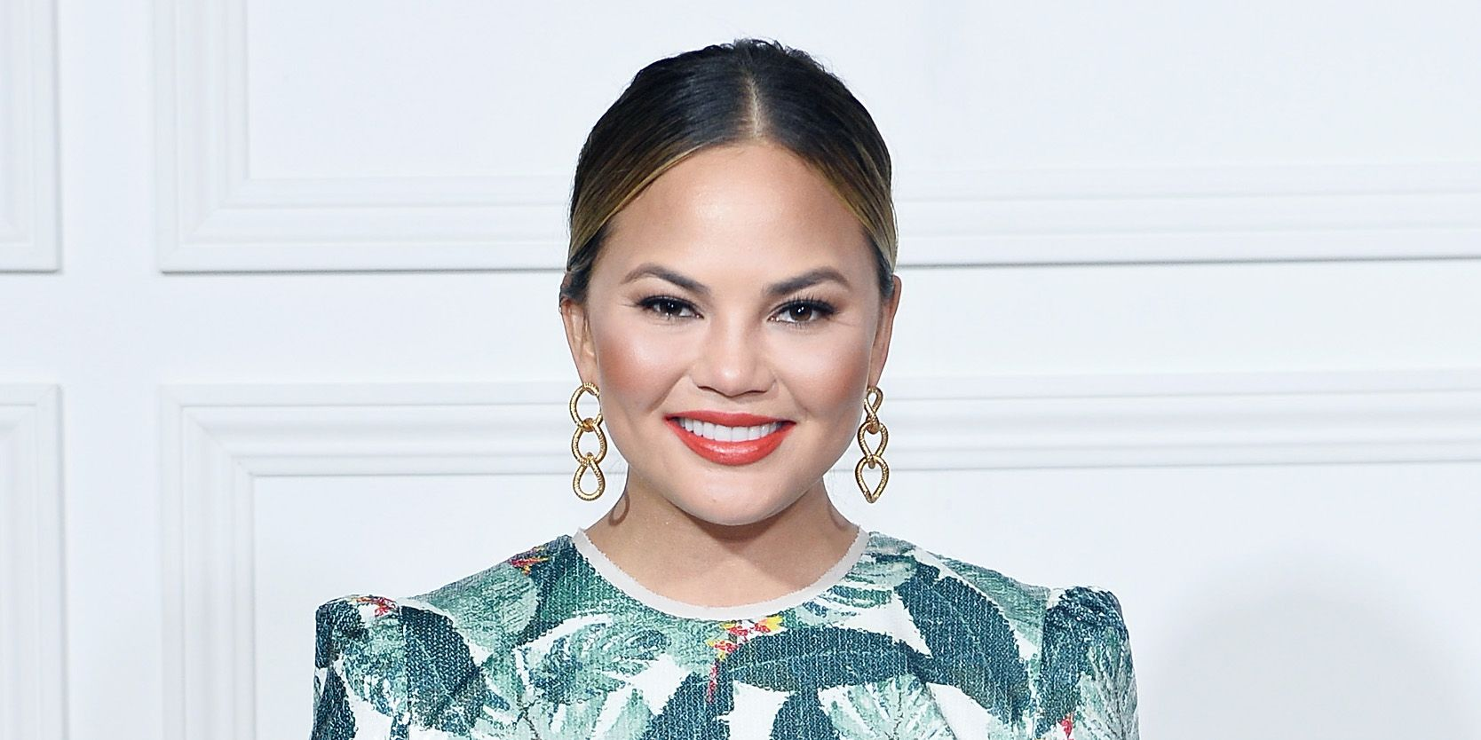 Chrissy Teigen junk food