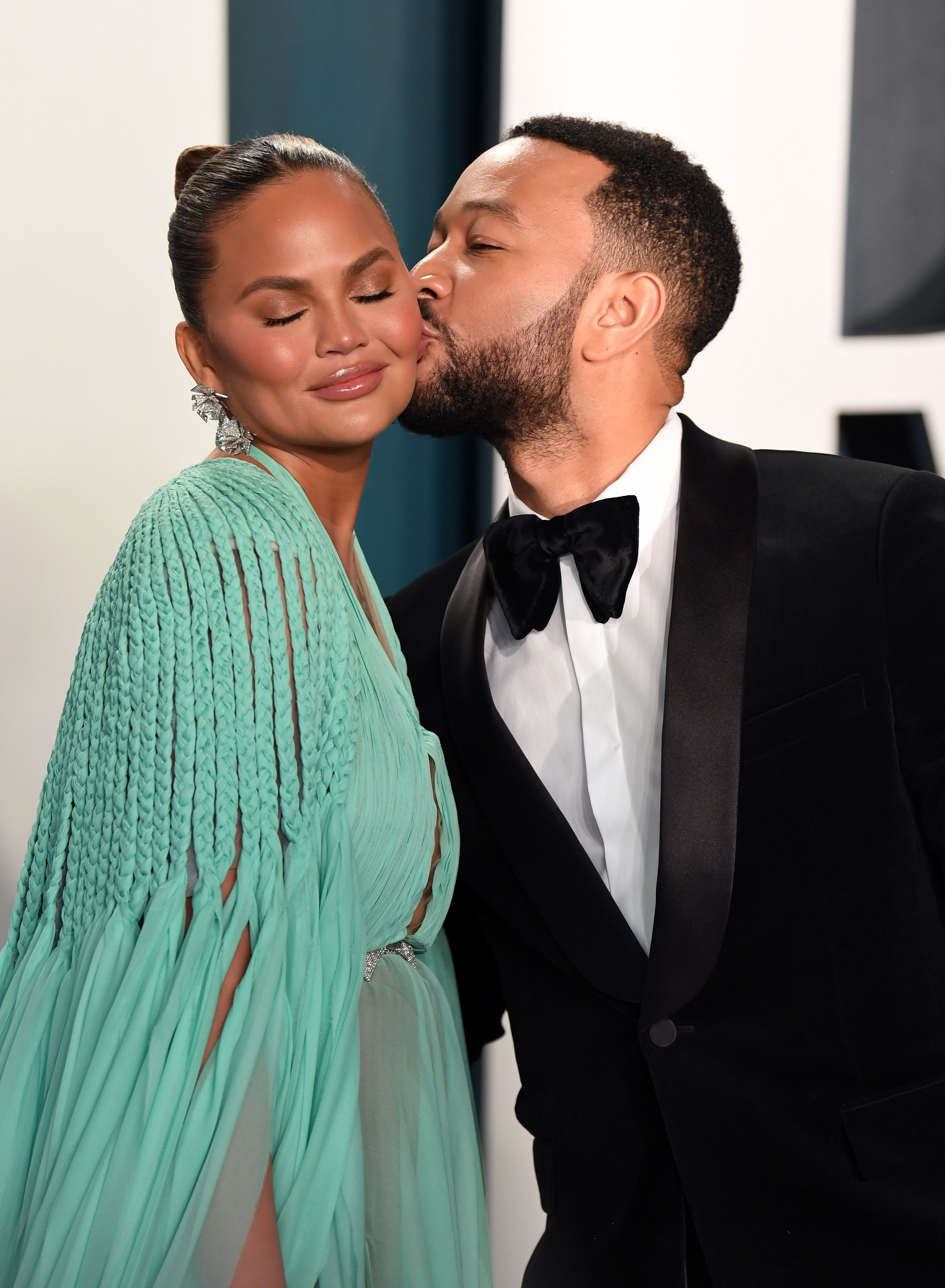 Here's What Chrissy Teigen and John Legend Did on Their Extravagant Valentine's Day Date