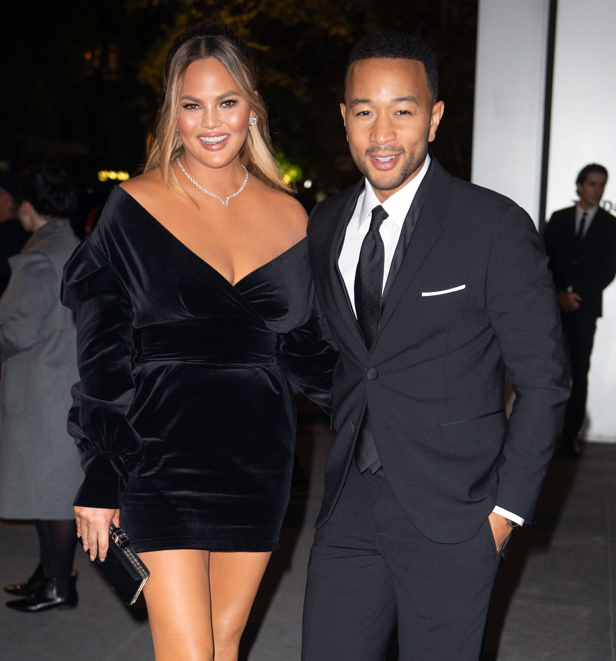 Watch Chrissy Teigen video