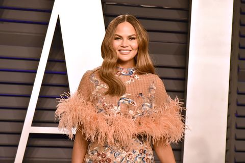 Chrissy Teigen Responds To Donald Trump Feud On Twitter