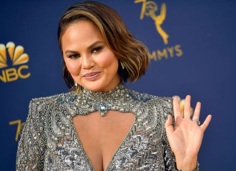 Chrissy Teigen doesn't understand what's going on with Brexit either