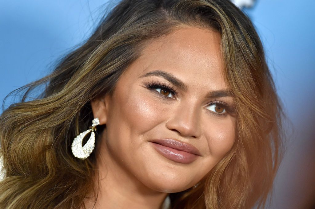 Chrissy Teigen Revealed Her Secret To A Good Sleep And It Involves 'Night Eggs'