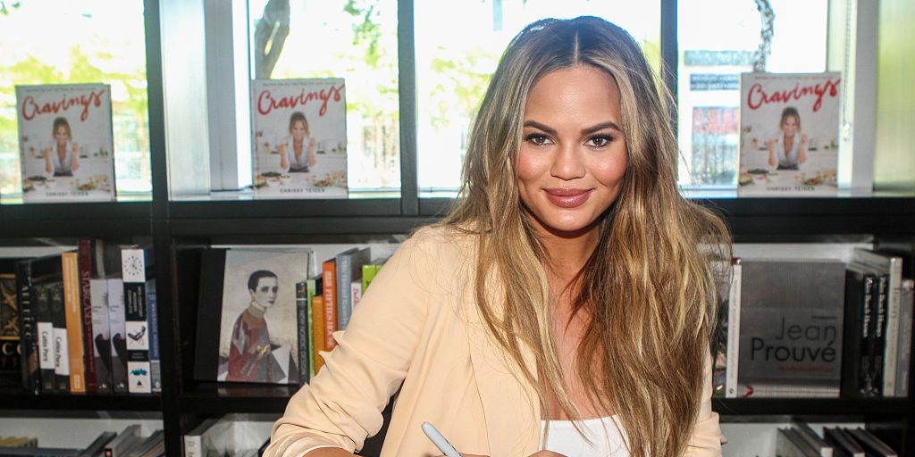 Chrissy Teigen's Cravings Website Is Launching In Time For The Holidays