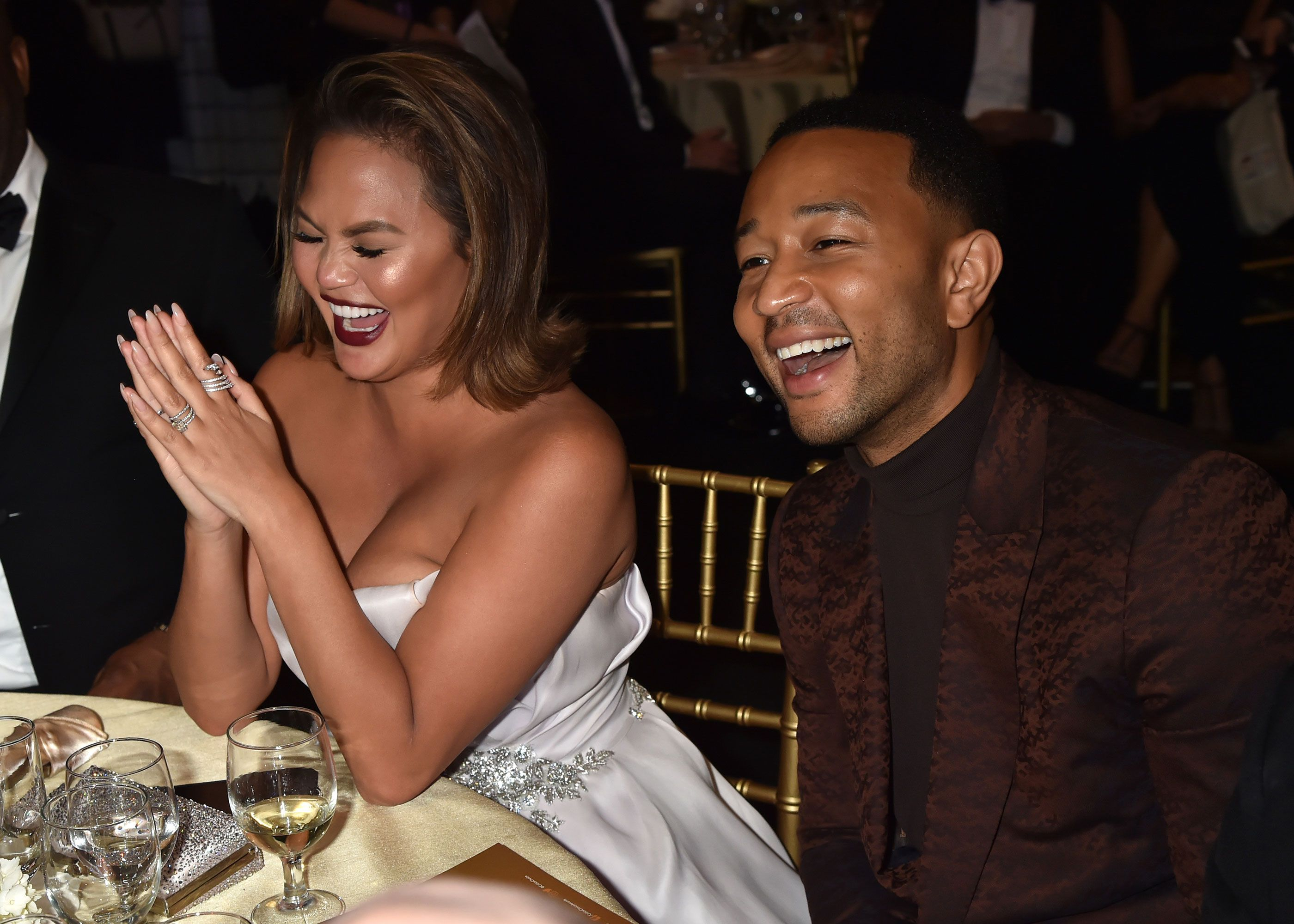 "Chrissy Teigen's Response To Being Called ""Chubby Teigen"" Is Scathing"
