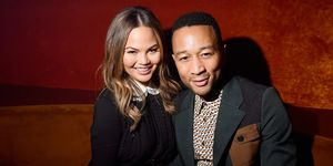 Chrissy Teigen first sonogram of son