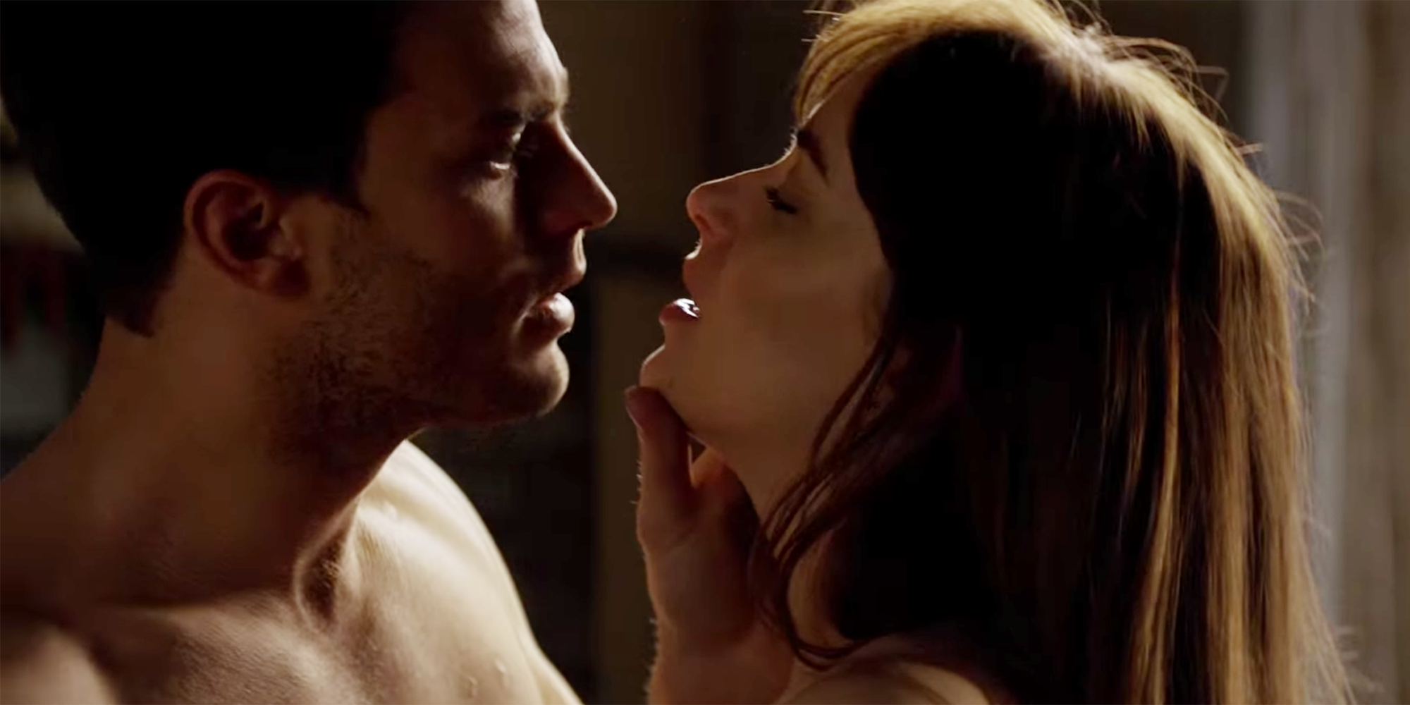 Fifty shades of grey releases an even sexier trailer