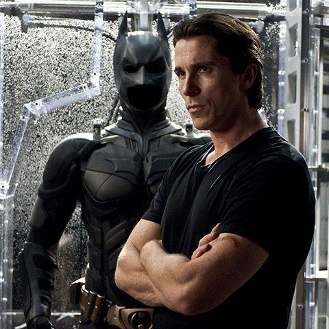 Christian Bale Batman