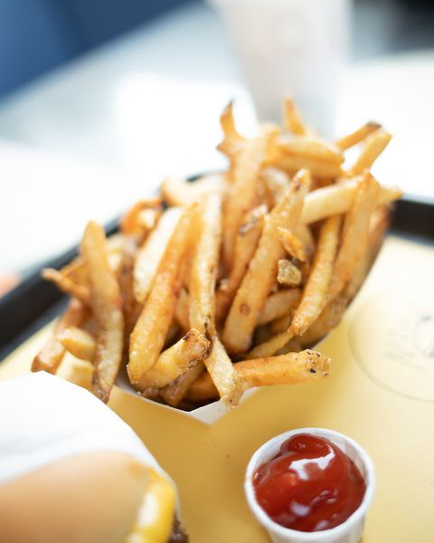 Dish, Food, Cuisine, French fries, Fried food, Fast food, Junk food, Deep frying, Kids' meal, Side dish,