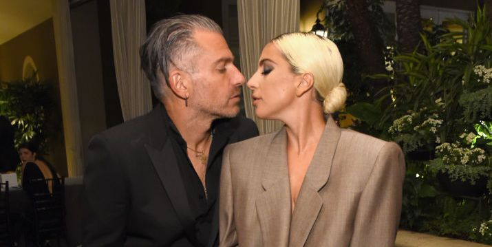 Lady Gaga Is Engaged to Her Agent, Christian Carino!