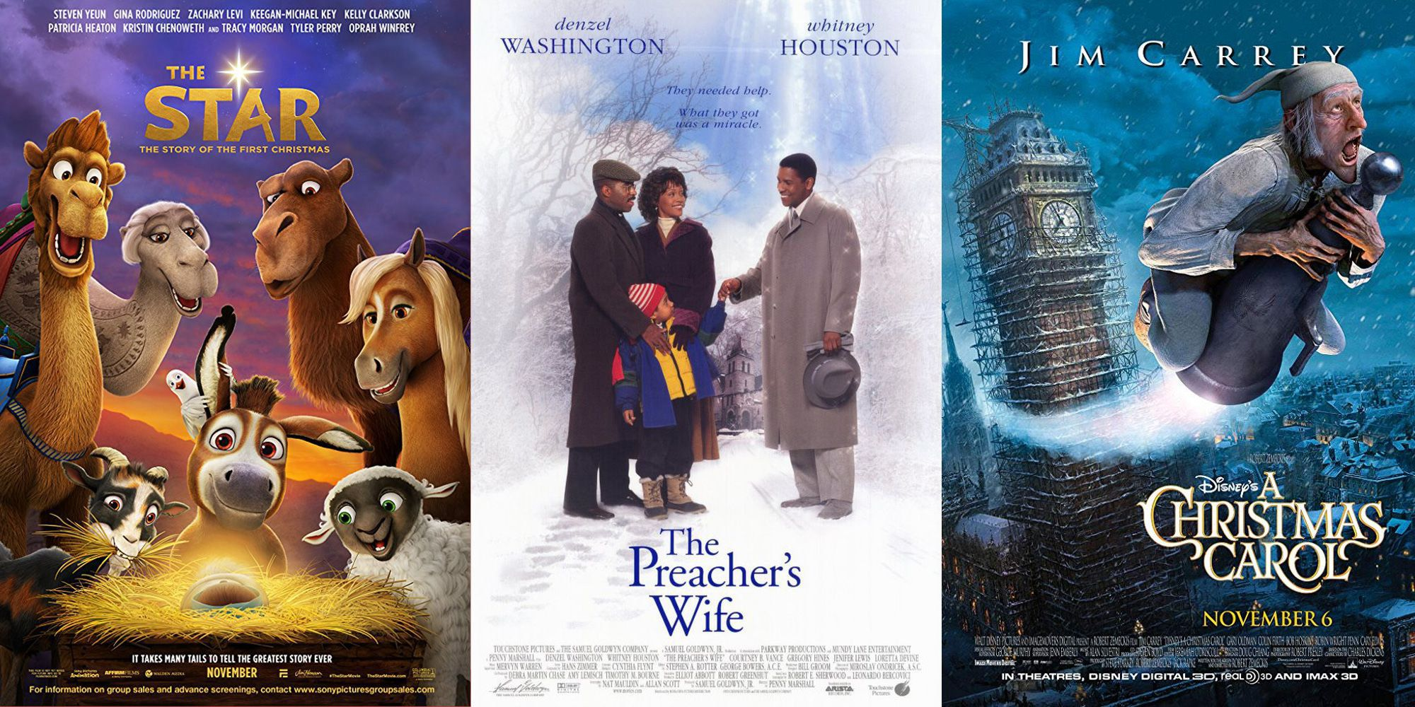 20 Christian Christmas Movies - Best Holiday Films for Christians