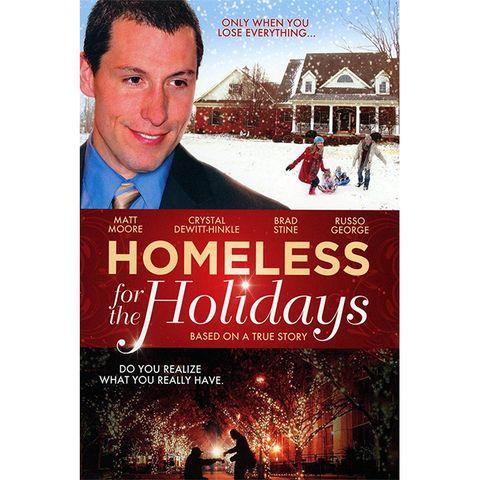 christian christmas movies homeless for the holidays