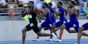 Christian Coleman doping Doha 2019