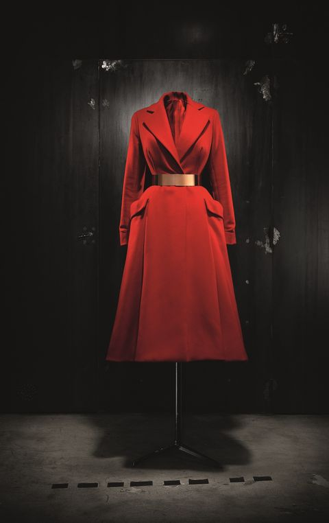 Get A Sneak Peek At The V Amp A S Christian Dior Designer Of