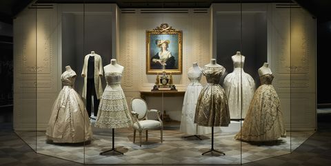 7e342685642 Dior Opens the Largest Fashion Exhibition Ever to be Held in Paris