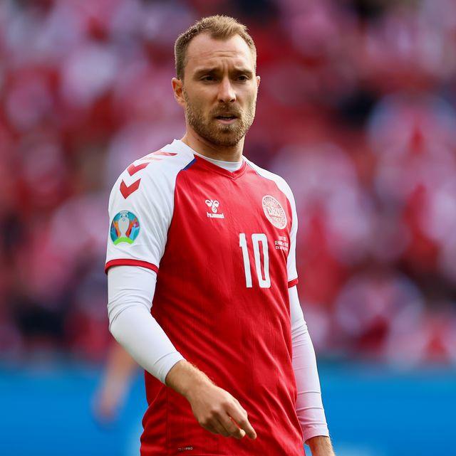 christian eriksen denmark v finland uefa euro 2020